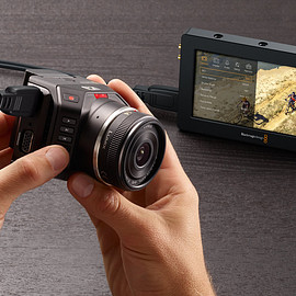 BlackMagic Design - micro cinema camera