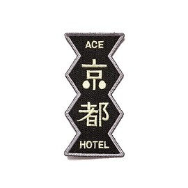 Ace Hotel Kyoto - City Patches