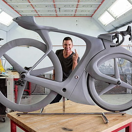 Robert Egger - Robert Egger, Creative Director of Specialized,