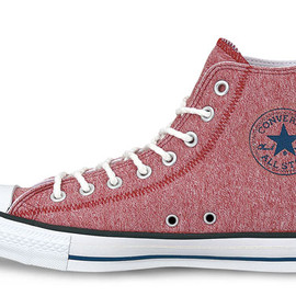 CONVERSE - ALL STAR® CL-SWEAT HI RED