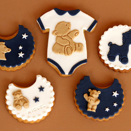 Pasteleria Alma - for new born baby sugar cookies