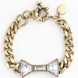 MARC BY MARC JACOBS - 'ID Jewels' Bow Bracelet