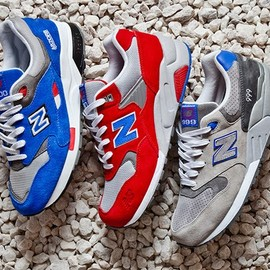 "New balance - ML999BSG ""BARBER COLLECTION"""