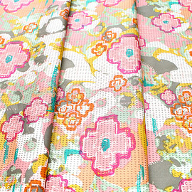 Art Gallery Fabrics - Nuncia Flowers Everywhere Caress