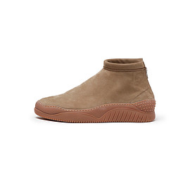 nonnative - CLERK TRAINER MID COW NUBUCK