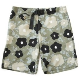 bal - Flower Rayon Climbing Short by WILD THINGS (beige)
