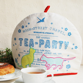 Fox Shaped Tea Cosy by Ulster Weavers - product images
