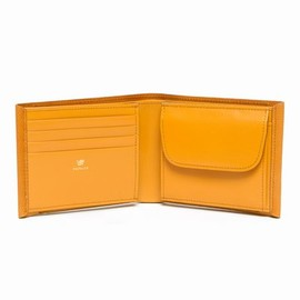 POSTALCO - Billfold Wallet w.Coin Pocket(Camel)