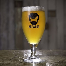 BREWDOG - Stemmed 1/2 Pint Glass