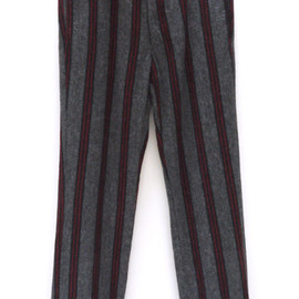Engineered Garments - Cambridge Pant-Vertical Stripe