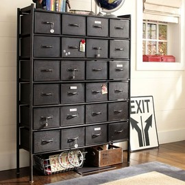 PBteen - Rockwell Metal Chest of Drawers