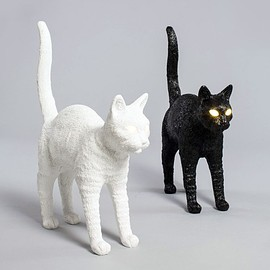STUDIO JOB & SELETTI - Felix Cat Lamp