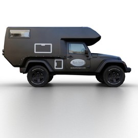 2013 jeep wrangler actioncamper 3d model