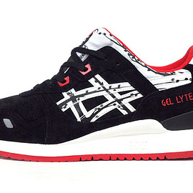 "ASICS Tiger - GEL-LYTE III ""PAPERCUT"" ""TITOLO"" ""GEL-LYTE III VENTILATOR 25th ANNIVERSARY"" ""LIMITED EDITION"""