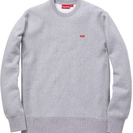 Supreme - Small Box Logo Crewneck
