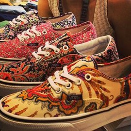 VANS - LIBERTY ART FABRICS × VANS AUTHENTIC & ERA COLLECTION
