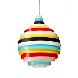Modern Objects + Design - Zero PXL Pendant Lamp Multi