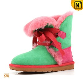 CWMALLS - Women's Winter Shearling Boots CW314418