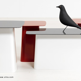 Vitra - Metal Side Table