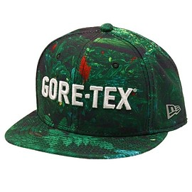 NEWERA - NEWERA×GORE-TEX OUTDOOR 59FIFTY CAP JUNGLE GREEN(キャップ)|グリーン
