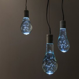 Torafu Architects - waterballon light bulb