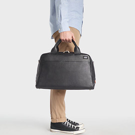 Jack Spade - Mason Leather Travel Duffle