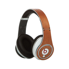 woodchuck - Mahogany Wooden Beats by Dre Skin Front Woodchuck