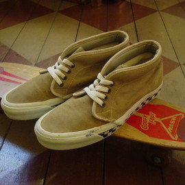 VANS - Suede Chukka 8H (made in USA)