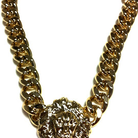 MELODY EHSANI - QUEEN OF THE JUNGLE NECKLACE (G)