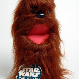 regal toy - Chewbacca hand papet