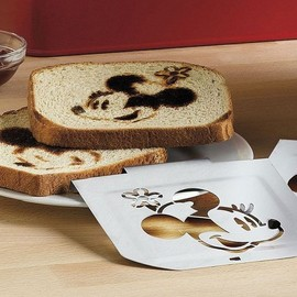 Disney - Mickey Mouse Toaster & Bread Box