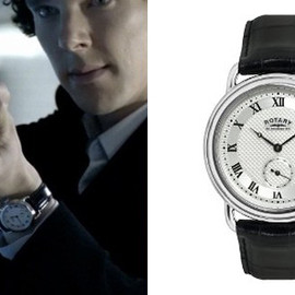 Rotary - Watch Sherlock wears