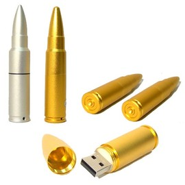 The Bullet USB drive