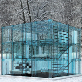 Santambrogiomilano  - Glass House
