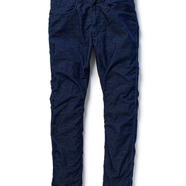 nonnative - DWELLER JEANS TIGHT FIT - C/P CORD STRETCH