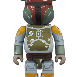 MEDICOM TOY - BE@RBRICK 400% BOBA FETT(TM)