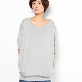 Adam et Rope - SWEAT SHIRT DRESS