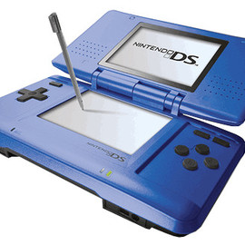 Nintendo - Nintendo DS (Electric Blue)
