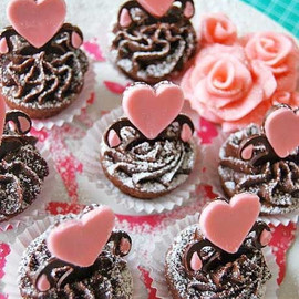 Chocpink Cupcakes