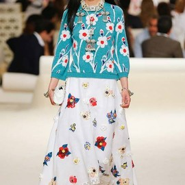 CHANEL - RESORT 2015 Chanel /model:Ji Young Kwak