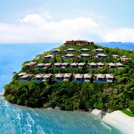 Thailand - Sri Panwa Resort in Phuket Island