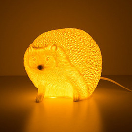 Anthropologie - Glowing Hedgehog Table Lamp