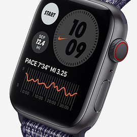 Apple, NIKE - WATCH SE