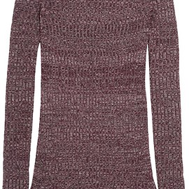 Isabel Marant - Dayton ribbed-knit top