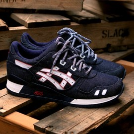 Asics - Ronnie Fieg x Asics 'Selvedge' Gel Lyte III Arriving at Kith NYC 03