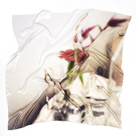 Temps des Reves - Image of Brooklyn Silk Scarf