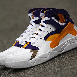Nike - Air Flight Huarache - Lakers PE for Kobe (Home)