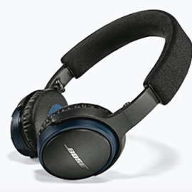 Bose - Bose SoundLink on-ear Bluetooth headphones
