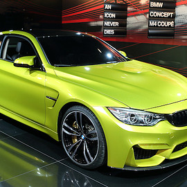 BMW - Concept M4 Coupe