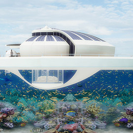 Michele Puzzolante - SOLAR FLOATING RESORT